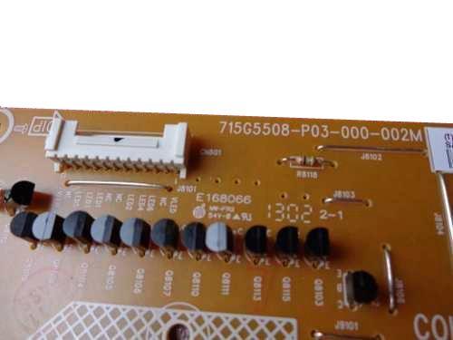 PLACA FONTE PHILIPS AOC 32PFL3707 LE32D3320 715G5508-P03-000-002M