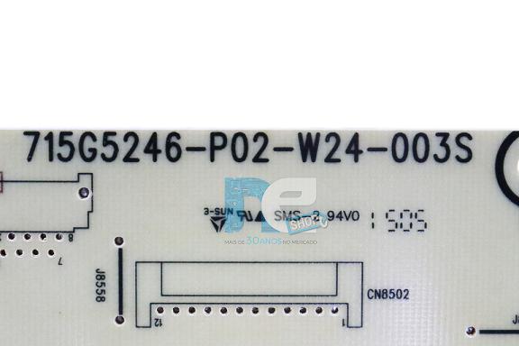 PLACA FONTE PHILIPS PDL2410Q 715G5246-P02-W24-003S