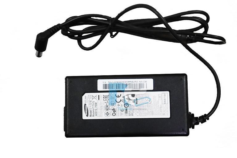 PLACA FONTE EXTERNA PARA TVS 32' POL SAMSUNG BN44-00838A A5919 FSM 100 - 240V 19V - 3.17A