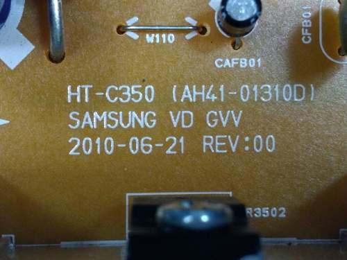 PLACA FONTE SAMSUNG HT-C350 AH41-01310D