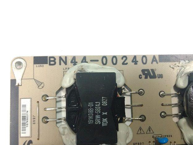 PLACA FONTE SAMSUNG LN52A850 BN44-00240A