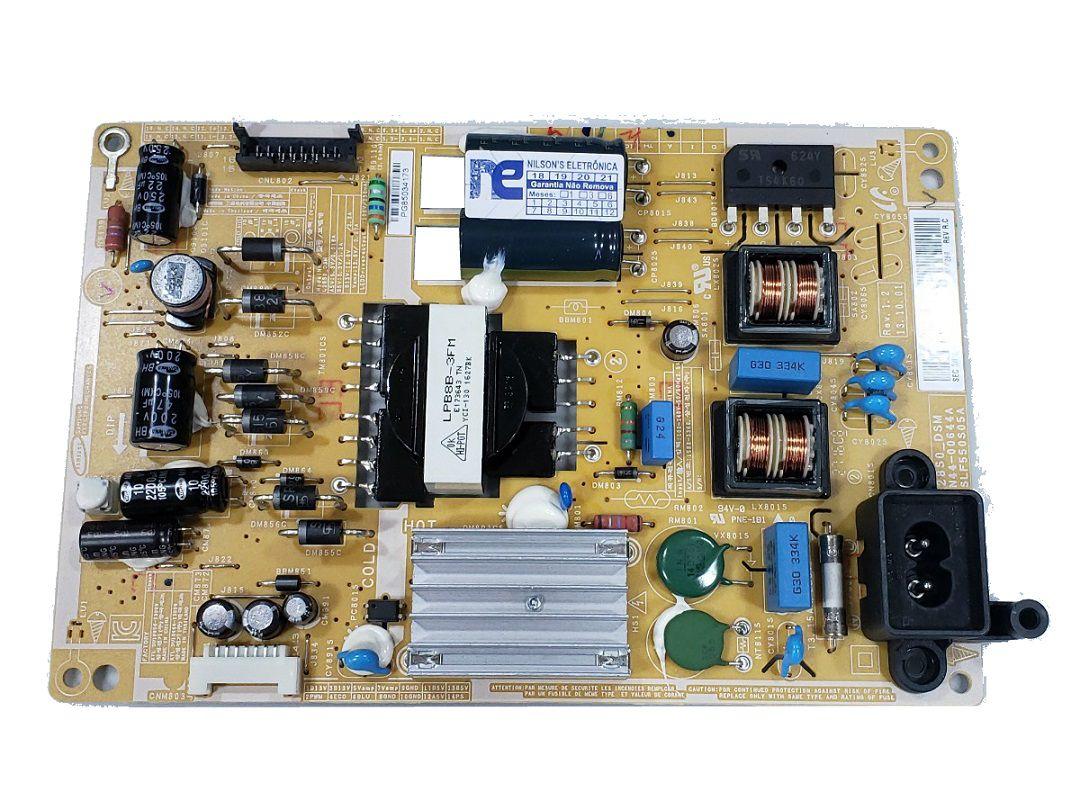 PLACA FONTE SAMSUNG LT28D310 T28D310 T28D310IH BN44-00644A