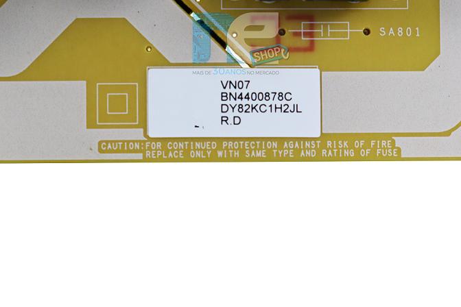 PLACA FONTE SAMSUNG QN55Q6FNAG BN44-00878C / BN44-00878E