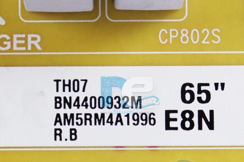 PLACA FONTE SAMSUNG QN65Q60RAG BN44-00932M