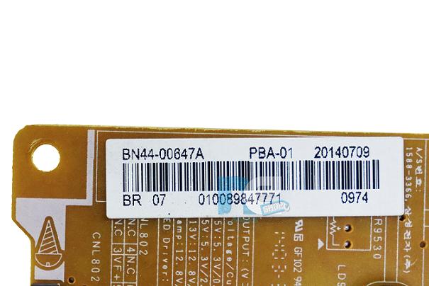 PLACA FONTE SAMSUNG T23D310LH BN44-00647A