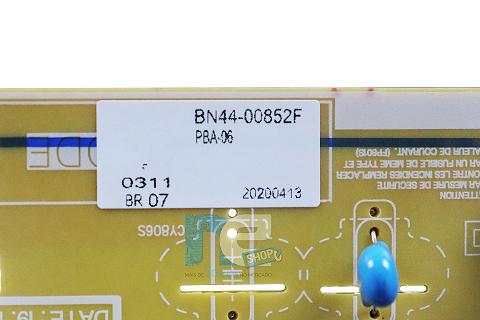 PLACA FONTE SAMSUNG UN43J5290AG UN40J5290AG BN44-00852F