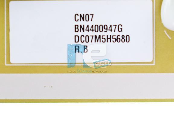 PLACA FONTE SAMSUNG UN43RU7100G BN44-00947G