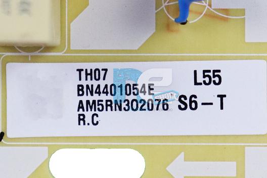 PLACA FONTE SAMSUNG UN50TU8000G BN44-01054E = F