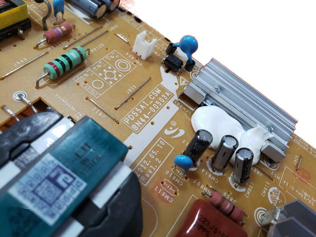 PLACA FONTE SAMSUNG UN55ES6100G BN44-00503A