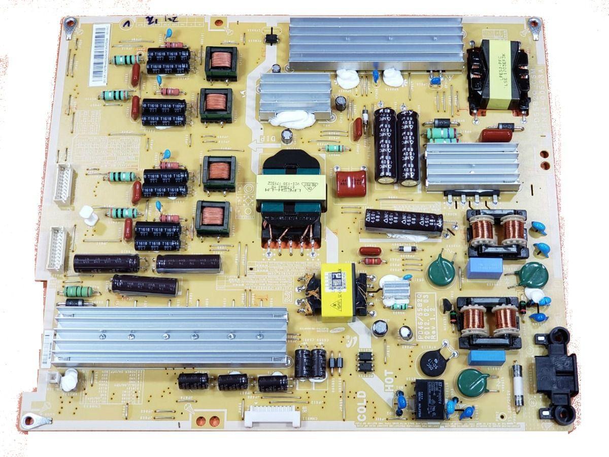 PLACA FONTE SAMSUNG UN55ES7000G UN55ES8000G BN44-00523A