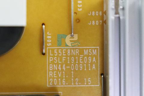 PLACA FONTE SAMSUNG UN55MU7000G BN44-00911A