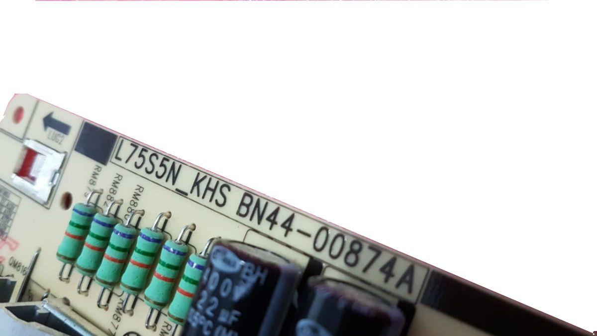 PLACA FONTE SAMSUNG UN70KU6000G BN44-00874A