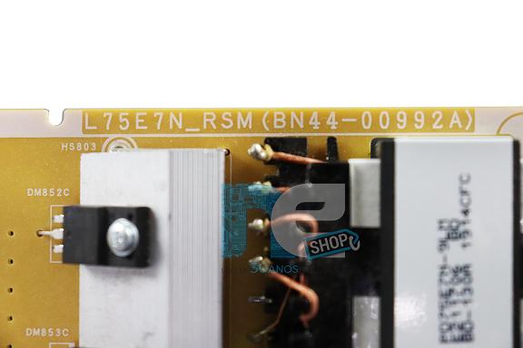 PLACA FONTE SAMSUNG UN75RU7100G BN44-00992A