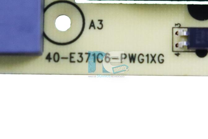 PLACA FONTE TOSHIBA PHILCO 3AL800 40AL800 LE3253 LE4053 PH42M LED A4 PH42E53SG PH39E53SG PH39F33DSG 40-E371C6-PWH1XG = C