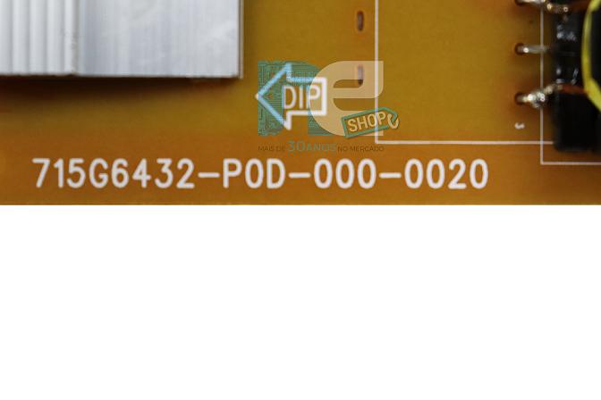 PLACA INVERTER PHILIPS 65PFG6659/78 715G6532-P0D-000-0020