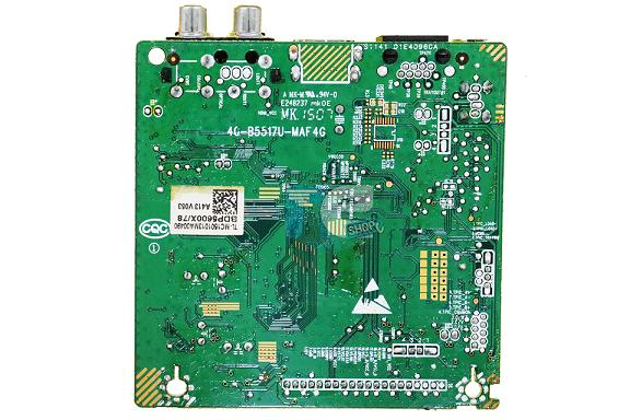 PLACA PHILIPS BLU-RAY PLAYER BDP5600X/78 40-B5517U-MAF4G