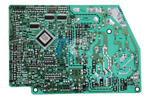 PLACA PRINCIPAL AR CONDICIONADO LG EBR88543215 S4NQ12JA31C