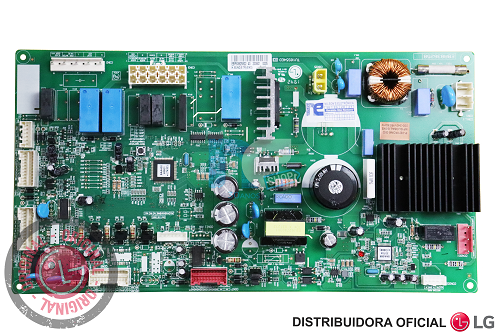 PLACA PRINCIPAL GELADEIRA LG GC-X247CSA1 EBR83625822