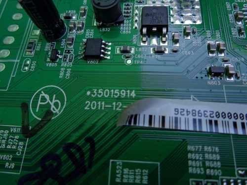 PLACA PRINCIPAL HBUSTER HBTV-42D06HD