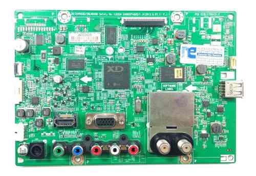 PLACA PRINCIPAL LG 24MN33N-PS