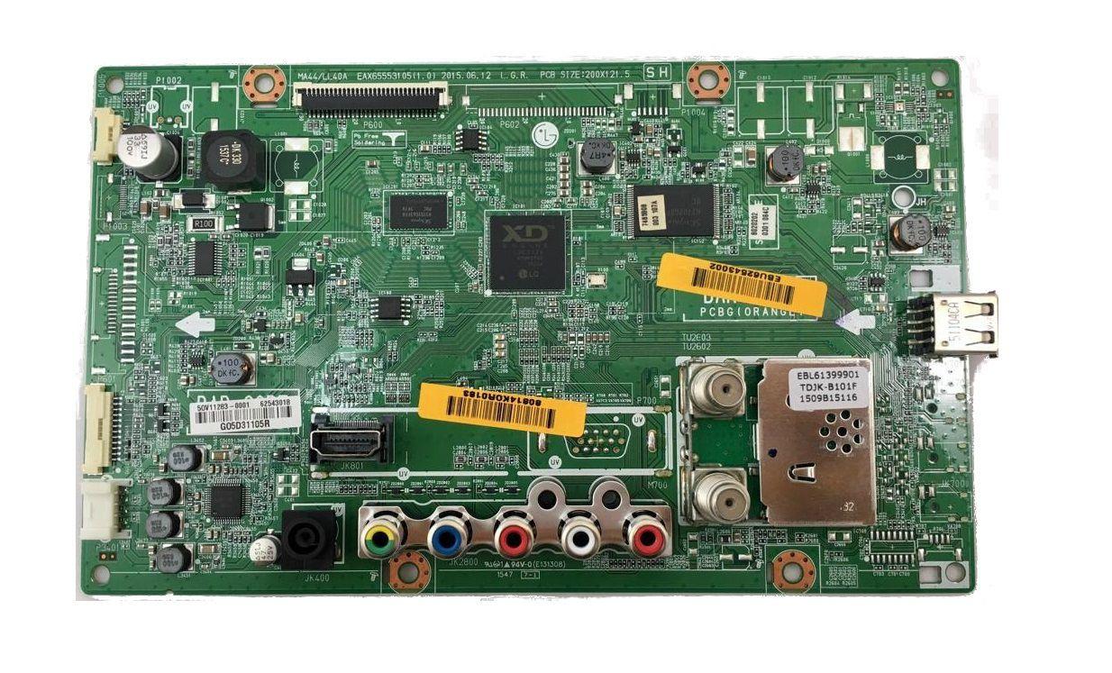 PLACA PRINCIPAL 28LB600B-PS