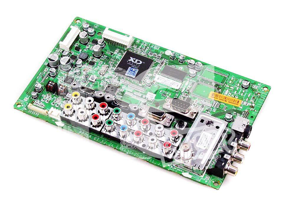 PLACA PRINCIPAL LG  42PG20R 50PG20R