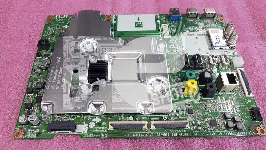 PLACA PRINCIPAL LG 49SJ8000