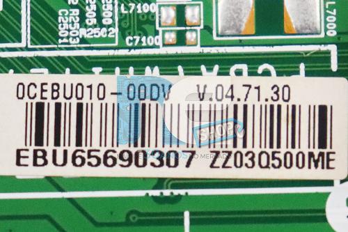 PLACA PRINCIPAL LG 50UM7500PSB 50UM7510PSB EBU65653501