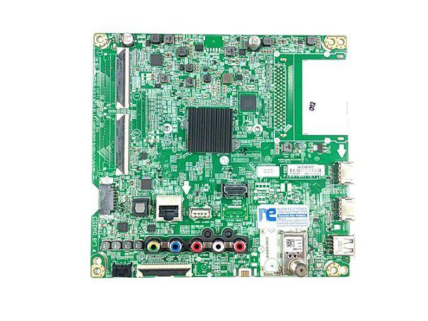 PLACA PRINCIPAL LG 55UK6360 EBU64442413 Atenção possui versoes