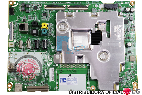 PLACA PRINCIPAL LG 65SK8000PSA EBU64696902