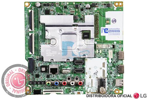 PLACA PRINCIPAL LG 65SM8100PSA EBU65709401 EBU65709402 CRB38041501