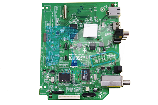 PLACA PRINCIPAL HB806SV