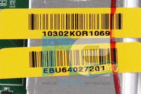 PLACA PRINCIPAL ORIGINAL LG 65SJ8000 EBU64027201