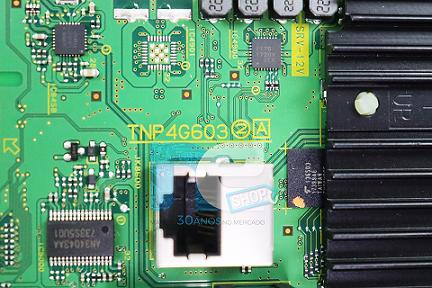PLACA PRINCIPAL PANASONIC TC-43ES630B TNP4G603 V7510