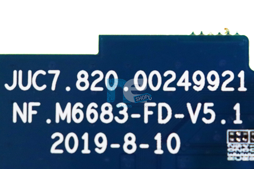 PLACA PRINCIPAL PHILCO BTV42G70N5CF VA  JUC7.820.00249921