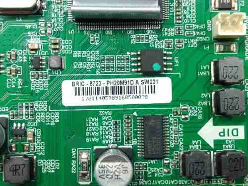 PLACA PRINCIPAL PHILCO PH20M91D TP.ISDB6306.PA553