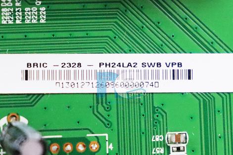 PLACA PRINCIPAL PHILCO PH24LA2 1.30.1.1309BT03R