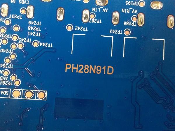 PLACA PRINCIPAL PHILCO PH28N91D VERSÃO C  1.30.1.36630002R
