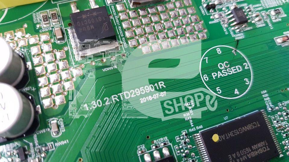 PLACA PRINCIPAL PHILCO PH28N91D VERSÃO B 1.30.2.RTD295901R