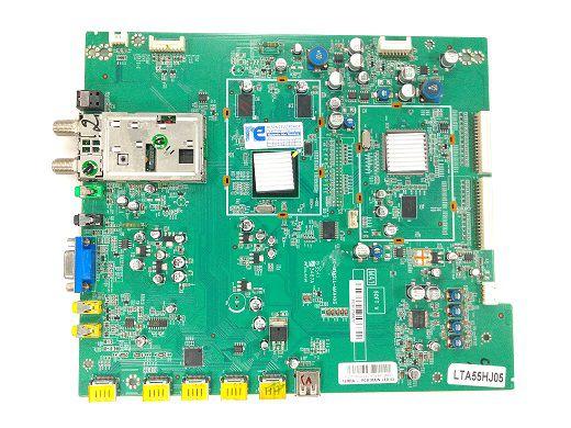 PLACA PRINCIPAL PHILCO PH46 LED A PH55 LED A 40-MT62LL-MAA4XG