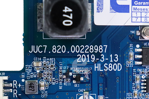 PLACA PRINCIPAL PHILCO PTV22G50D JUC7.820.00228987