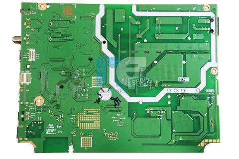 PLACA PRINCIPAL PHILCO  PTV32E20AGBL 5800-A7M31B-1P00
