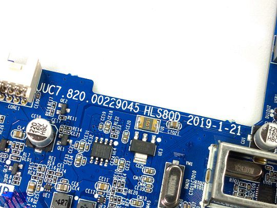 PLACA PRINCIPAL PHILCO PTV32G50D JUC7.820.00229045
