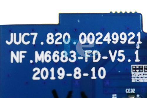 PLACA PRINCIPAL PHILCO PTV43N5CG70BLF JUC7.820.00249921