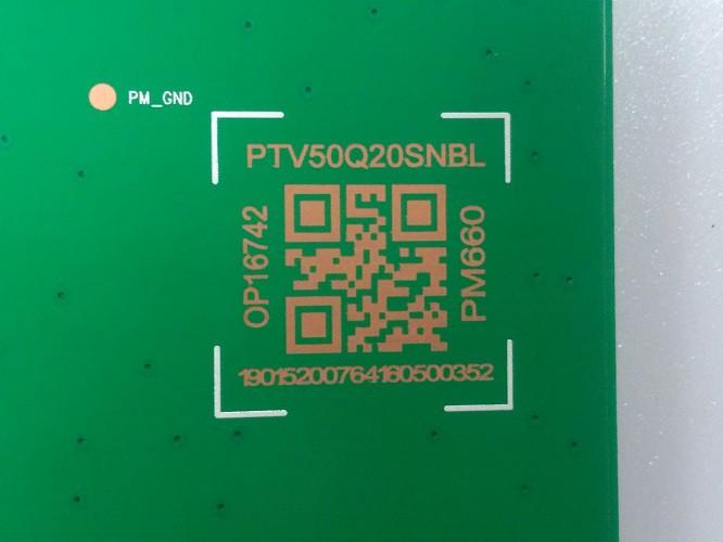 PLACA PRINCIPAL PHILCO PTV50Q20SNBL 5844-A9M30B-0P00