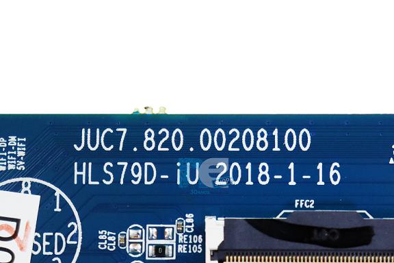 PLACA PRINCIPAL PHILCO PTV55G50SN JUC7.820.00208100
