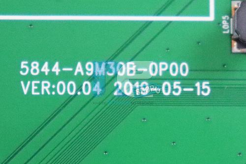 PLACA PRINCIPAL PHILCO PTV55Q20AGBL 4K 5844-A9M30B-0P00