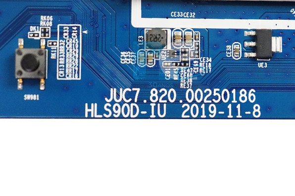 PLACA PRINCIPAL PHILCO PTV58G71AGBLS 4K JUC7.820.00250186