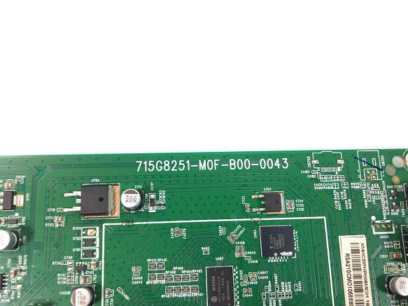 PLACA PRINCIPAL PHILIPS 43PFG5102/78