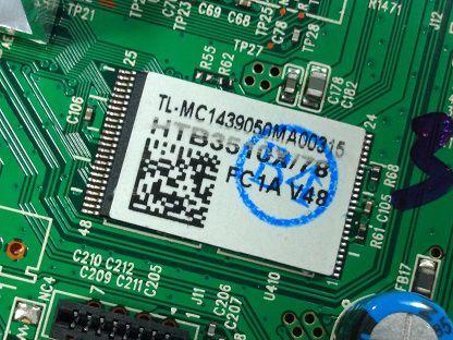 PLACA PRINCIPAL PHILIPS HTB3510X/78 40-H560AU-MAF4G